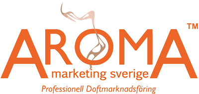 Aroma marketing logo